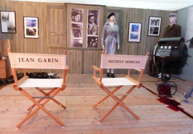Photographies de l'exposition Michèle Morgan à Puteaux (Mars 2012)