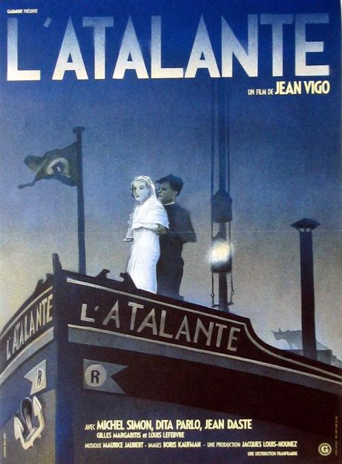 L'ATALANTE sur Cinécinéma Classic dans sa version inédite en DVD