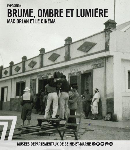 Exposition Mac Orlan et le cinéma (Seine-et-Marne)