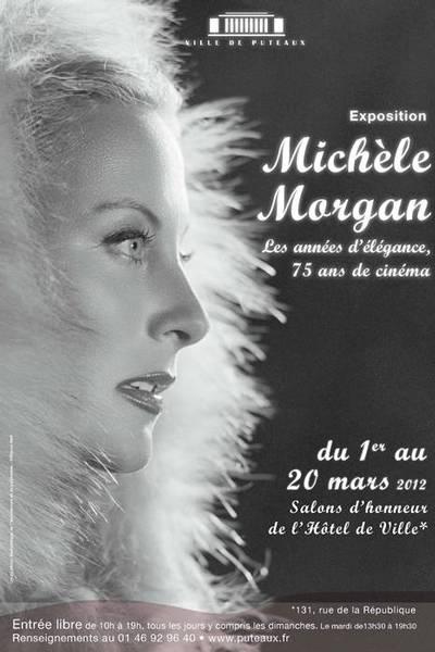 Exposition Michèle Morgan à Puteaux (Mars 2012)