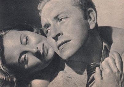 Special T Si >> 1945 - le numéro spécial de la revue FILM AR sur Michèle Morgan | Marcel Carné