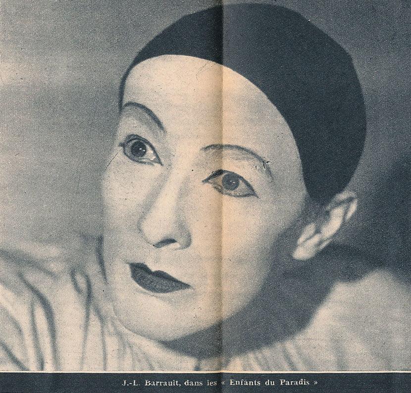 Barrault Jean elle paru dans 1951 l'Ecran et Louis Article tCqawa4