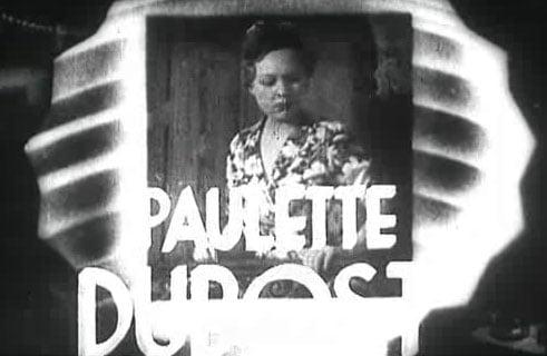 Paulette Dubost (Hôtel du Nord) a cent ans !