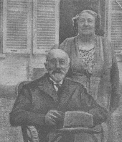 Georges Mélies en 1937